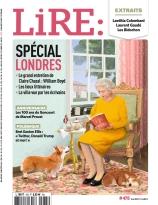 Lire est une revue mensuelle de littérature fondée en 1975 par Jean-Louis Servan-Schreiber et Bernard Pivot et consacrée à l'actualité littéraire. (Source wikipedia.org)