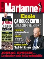 Marianne est un magazine d'information hebdomadaire français créé par Jean-François Kahn et Maurice Szafran en 1997.(Source wikipedia.org)