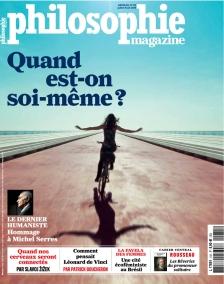 Philosophie Magazine est une revue mensuelle de philosophie, publiée en France par la société Philo Éditions. (Source wikipedia.org)