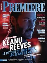 Première est un magazine de cinéma français, mensuel puis bimestriel, créé en 1976 par Jean-Pierre Frimbois et Marc Esposito. (Source Wikipédia.org)