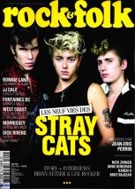 Rock & Folk est un magazine musical français mensuel fondé en 1966 par Philippe Koechlin (1938-1996), Robert Baudelet et Jean Tronchot, spécialisé dans le rock au sens large. (Source wikipedia.org)