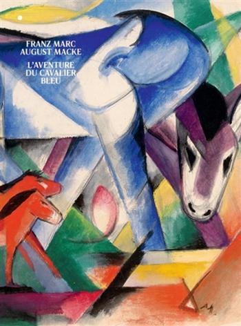 Présentation d'une soixantaine d'oeuvres de Franz Marc et August Macke, deux artistes emblématiques de l'expressionnisme allemand et du mouvement Der Blaue Reiter, le Cavalier bleu, formé avec Kandinsky à Munich en 1911.