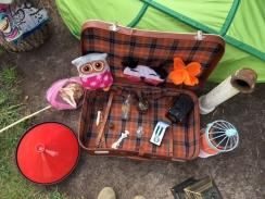 Un voyage fantastique et bucolique dans la valise d'Anouck CM1 – Caubrière