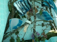 « Du ciel étoilé au vase Orangina » : la vie en bleu pour Fleur CM1 – école Champlain (site Monet)
