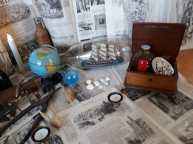 Christophe Colomb découvre l'Amérique – Théophile CM2 – école Caubrière