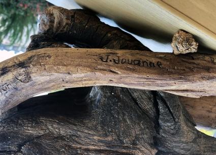Les bois flottés de Janine Jouanne
