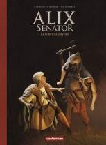 L'invitation de son cousin permet à Alix de revenir en Gaule. Devenu gouverneur, Vanik ambitionne de redonner son lustre d'antan à Alésia. Mais près de l'oppidum, les vétérans mutilés de l'armée maudite de Vercingétorix se terrent et le passé rattrape Alix.