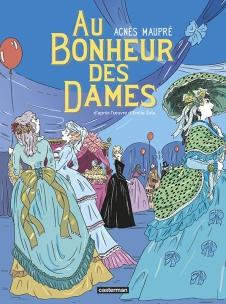 Fin du XIXe siècle, les grands magasins révolutionnent le commerce. Originaire de Normandie, Denise Baudu y est vendeuse sous les ordres du directeur Octave Mouret, qu'elle s'emploie à convertir à l'amour. (Electre)