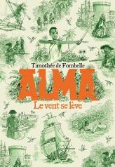 En 1786, Alma, 13 ans, quitte la vallée d'Afrique qui la protège du reste du monde pour partir seule à la recherche de son petit frère disparu. Pendant ce temps, à Lisbonne, le jeune Joseph Mars embarque clandestinement sur La Douce Amélie, l'imposant navire de traite du cruel capitaine Gardel. Il est en quête d'un immense trésor mais c'est Alma qu'il découvre. (Electre)