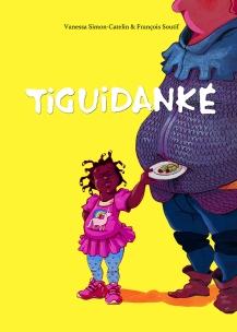 Tiguidanké refuse de finir son assiette alors son papa appelle le loup. Quand ce dernier arrive, tout ne se passe comme prévu. (Electre).