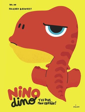 Nino Dino a trouvé un endroit idéal pour jouer avec ses amis Cléa et Max. Comme il l'a découvert le premier, il pense être en droit de commander. Mais ses camarades ne l'entendent pas ainsi. Une histoire sur les relations sociales et les premières amitiés. (Electre)