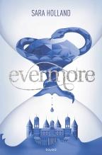 Accusée du meurtre de la reine, Julie fuit le royaume d'Everless, poursuivie par l'Envoûteuse qui cherche à lui briser le coeur pour retrouver la vie éternelle. Avec l'aide de Liam Gerling, Julie essaie de retrouver la mémoire afin de rompre l'enchantement qui lie le temps au sang et de libérer Sempéra. (Electre)