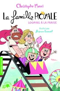 La famille royale se rend au parc d'attractions incognito. Alice et Louis-Junior sont ravis de pouvoir s'amuser avec le petit train ou dans le château hanté. Alors que la famille royale du royaume voisin arrive à son tour dans le parc, le petit groupe craint d'être reconnu. (Electre)