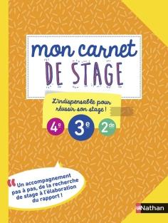 Mon carnet de stage de Colette Gissinger (DOCUMENTAIRE JEUNESSE)